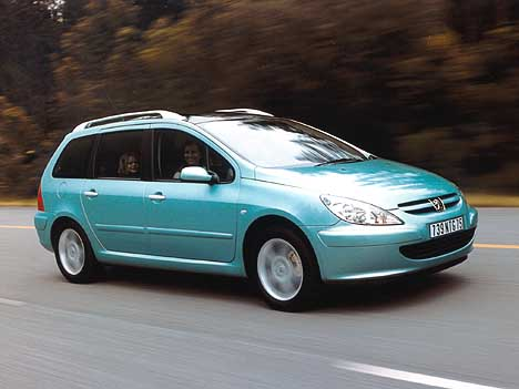 Фото Peugeot 307 Station Wagon